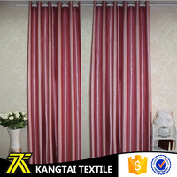 Kangtai Textile new design curtain 2016 for home, hotel, cafe, office