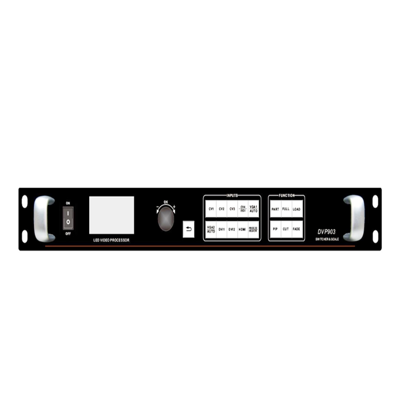 HD Digital Video Processor Video Wall Controller for rental screen