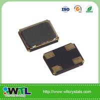 smd crystal 25.000MHz 3225 crystal resonators 16pF/10ppm/-40+85'C/30ppm