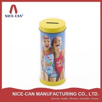 Best Selling Tin Money Safe Box