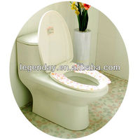 Fabric Toilet Seat Cover