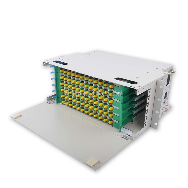 ST 72 Cores Optical Fiber Distribution Frame