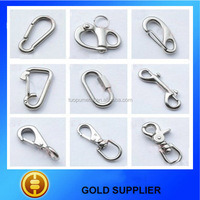Factory high quality and low prices zinc alloy snap hook,belt hook,funny pet hook