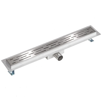 SS304 SS316 with high quality stainless steel linear drain for outdoor floor drainer/ bathroom accessories of GOOD QUALITY