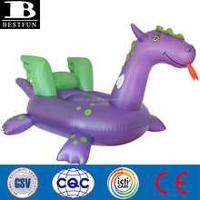 high quality inflatable sea dragon giant inflatable sea dragon ride on folding inflatable sea dragon pool float island