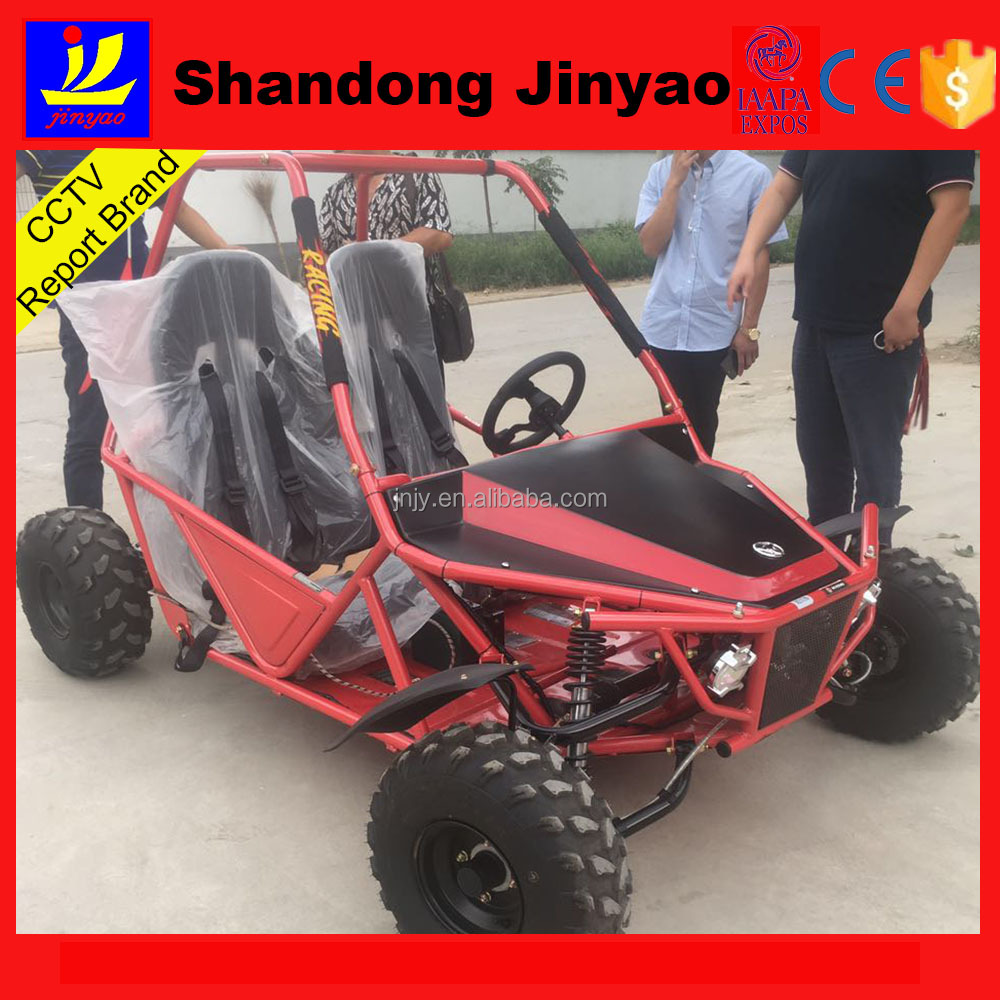 world reputation amusement 150cc diesel go kart, adult ride on ATV car with fast speed, top sale two seats karting in low price