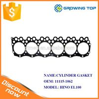 Professional Manufacturer 11115-1062 Exhaust Gasket for HINO