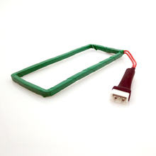 125KHZ low-frequency card reader anti-theft lock antenna ID self-adhesive rfid antenna coil
