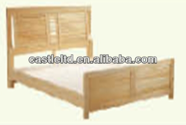 Mexican pine corona single bed