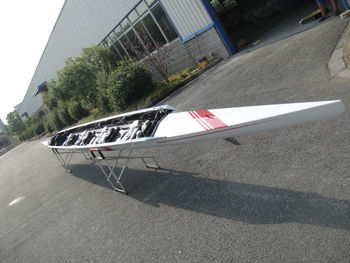 4x scull boat / rowing boat