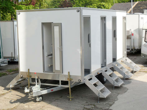 Mobile Toilet, Portable Toilet, Movable Toilet