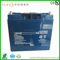 Rechargeable lithium iron battery/hybrid supercapacitor lifepo4 battery packs for UPS