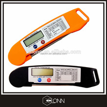 Multifunctional food grade material water testing digital cooking thermometer instant read in Fahrenheit