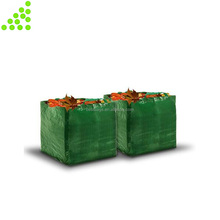 Fashion Waste Bag Recycled Garden Leaf Bag,leaves king trolley travel bag
