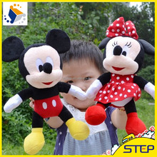2016 OEM ICTI Factory Custom Mickey Mouse Plush Toy Wholesale ST163257
