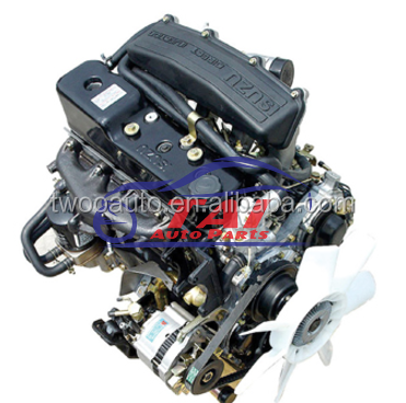 Japanese Vehicle Car, Heavy Truck,Tractor, Marine 4 Cylinder 4JB1T DIESEL ENGINE