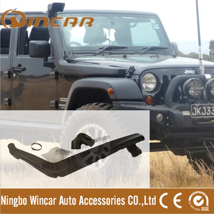 Auto snorkel car accessories 4wd parts JK Snorkel for Jp wrangler