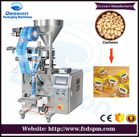 Cashew Nut Granule 50g 100g 1kg Pouch Automatic Packaging Machine
