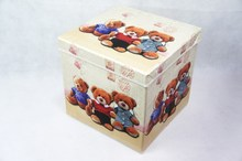 Cube Storage,Kids Storage Stool Box