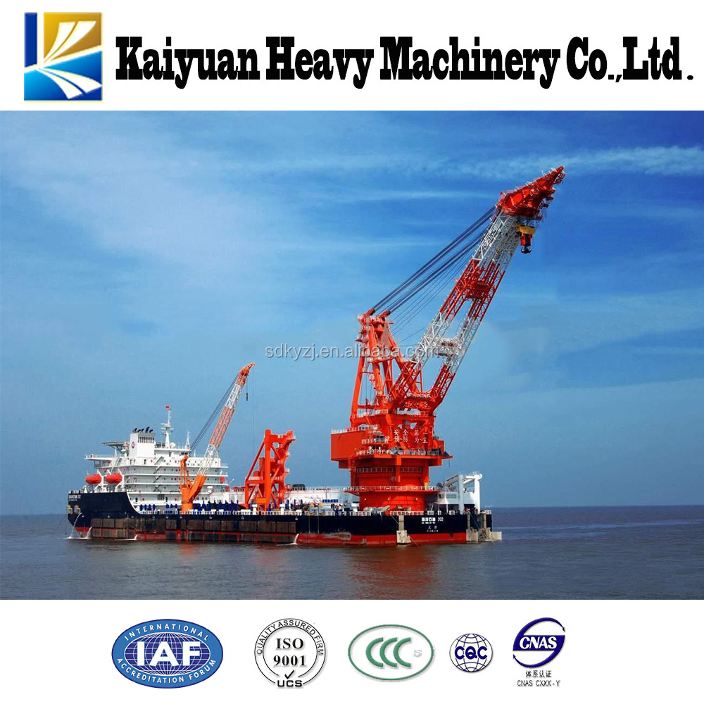 rail mounted offshore container portal crane from kaiyuan for sales