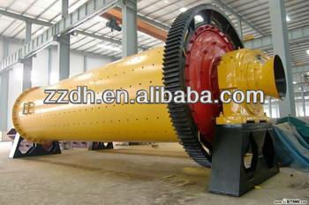 Government approved ball mill/small ball milling/cement ball mill