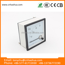 96*96mm Frequency Hz Analog Panel Meter