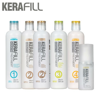 Brazilian Keratin for Hair Straightening