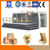 High-speed carton box automatic die cutting machine for sale