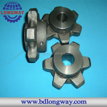 Transmission parts sprocket ductile iron sand casting