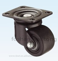 2 Inch Load Capacity Wheel, Industrial Small Nylon Caster