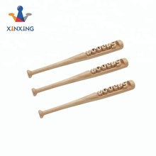 custom baseball bat wooden colored baseball rounder outdoor game for kids and adult