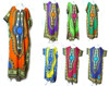 Dashiki style HIPPIE BOHO GYPSY ART kimono caftan butterfly maxi long dress PLUS