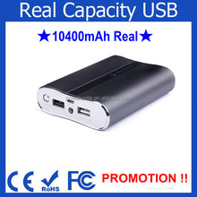 10400mAh 5v/2a input fast charging mode mobile power bank for oppo