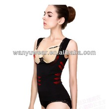 fashion jacquard seamless firm slim and beauty body shaper