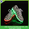 Hot Sale Unisex Color Changing Shoes Led Lights For Party Events