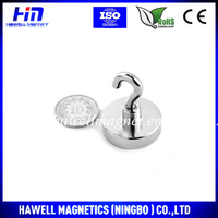 Strong Magnet Hook/Pot Magnet/Magnetic Stainless Steel Hook