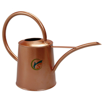 Turkish .75-Gallon Watering Can, Copper
