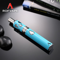 wax pen vaporizer big battery vaporizer smoking pipe with constant voltage