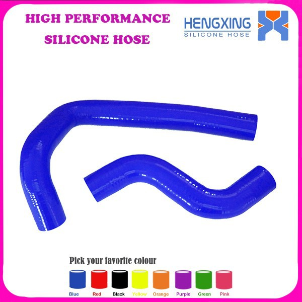 High Temp Silicone Radiator Hose Kit For MAZDA RX-7 FD3S FD 93-97 TURBO Silicone hose Kit