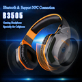 new stereo bluetooth headset KOTION EACH B3505 wholesale headphone with mic