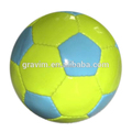 bright color cheap price TPU hand sewed outdoor football game