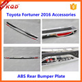 for toyota fortuner 2014 bumper toyota fortuner rear bumper plate for bumper toyota fortuner