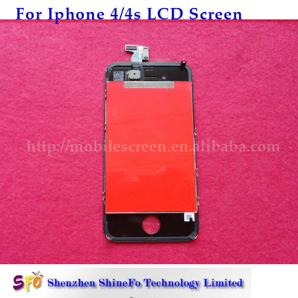 for iphone 44s lcd assembly