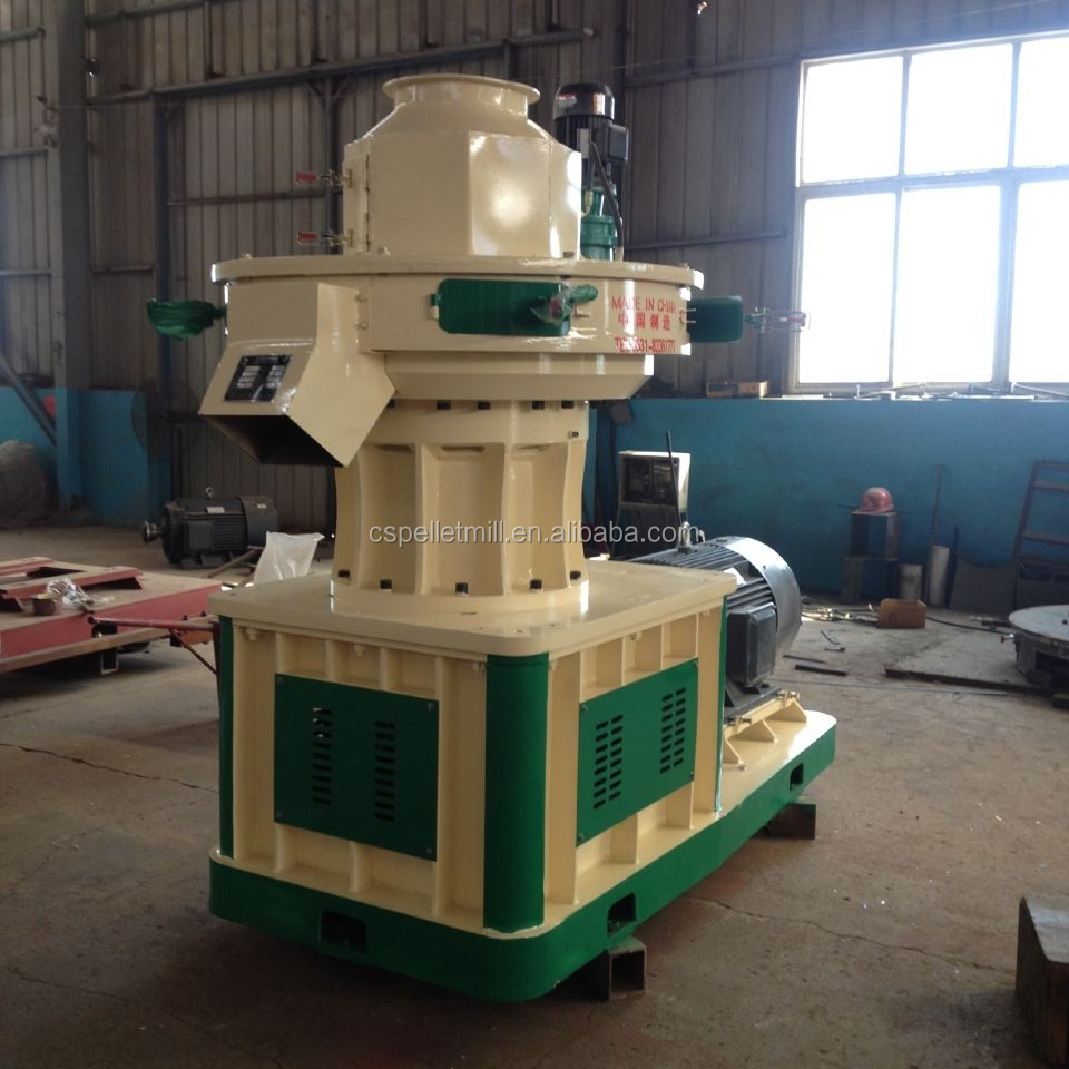 CSPM 2016 new hot sale ring die rice husk pellet mill machine