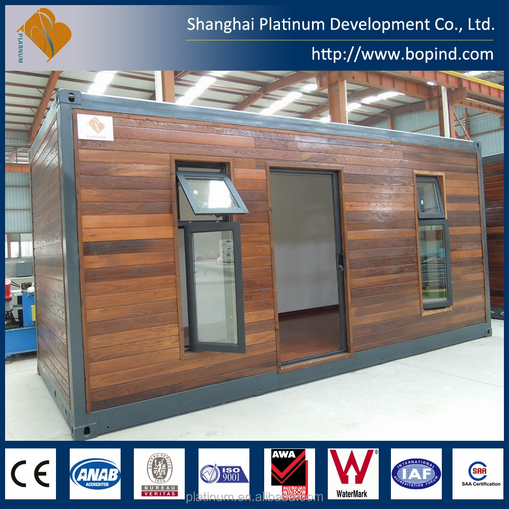 China Building Manufacturer Smart House, Prefabricated House