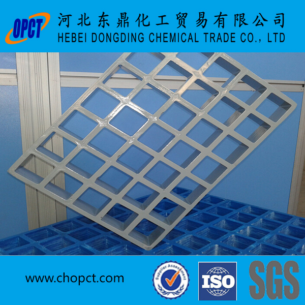 manufacture anti-corrosion high strength fiberglass molded grating for operating plateform