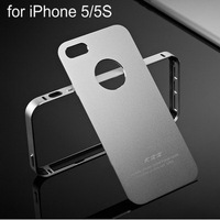 New Design Simple but Smart Mobile Phone Aluminium Case Cover for Iphone 5 5S