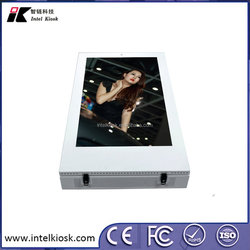 18.5 inch wall mounted open frame outdoor digital signage for advertising display