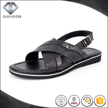 2017 popular soft casual shoes light sandals for men