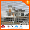 hot-dipped galvanized powder coated high Security 358 Anti-climb Fence for prison AnPing factory